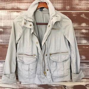 J. Crew Khaki Jacket